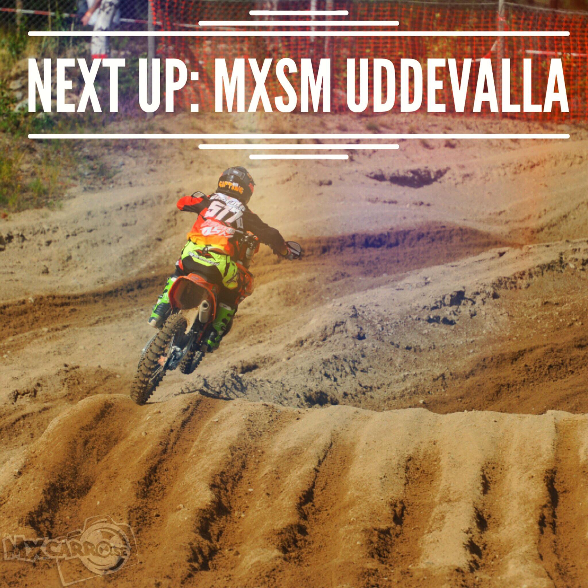 NEXT UP: MXSM Uddevalla